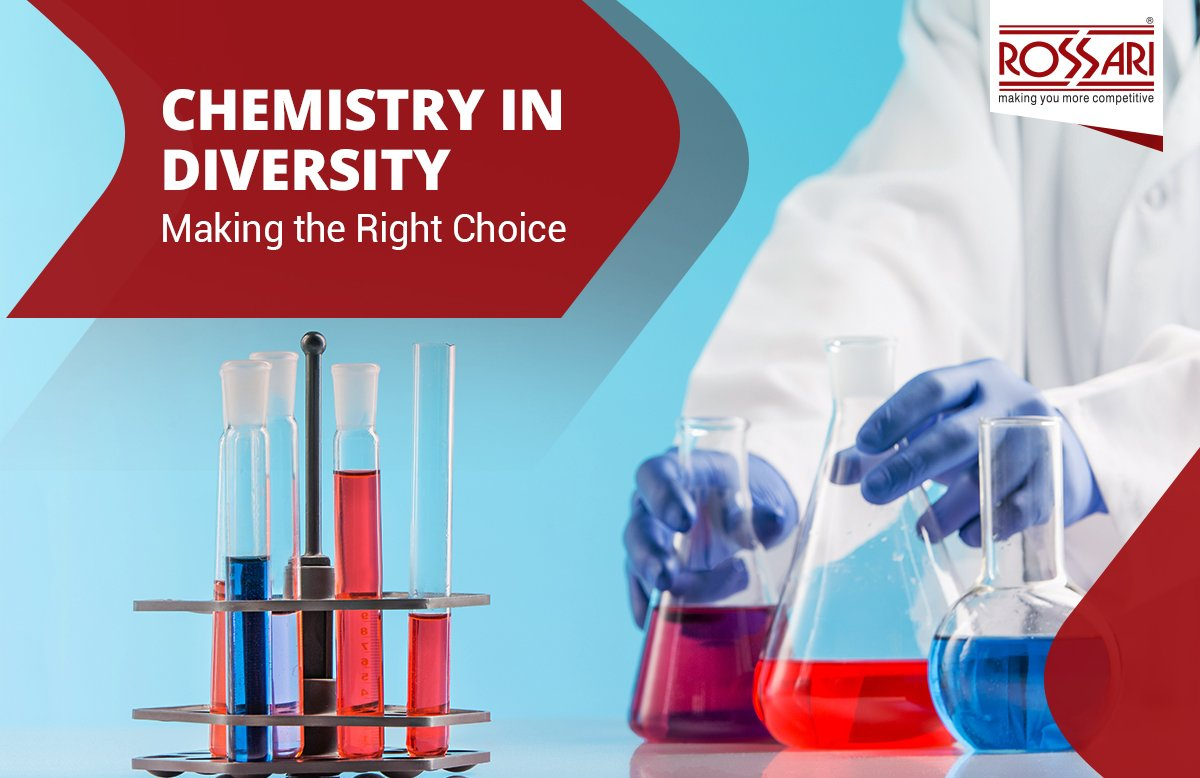Chemistry in Diversity | Making the Right Choice